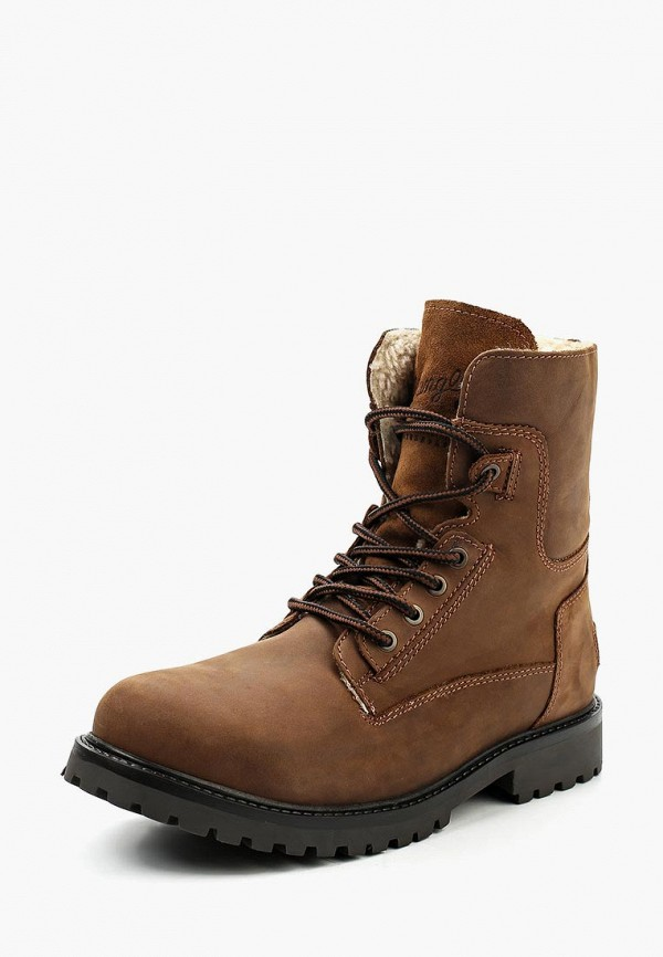 Ботинки Wrangler Wrangler WR224AMWUM36 wrangler ботинки wrangler wl162700m 445