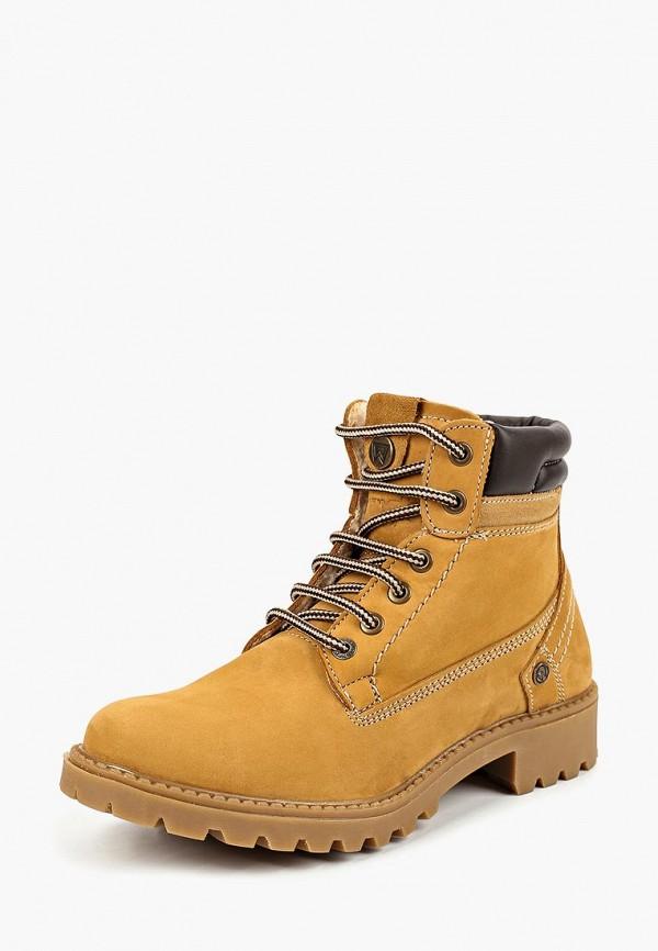 Ботинки Wrangler Wrangler WR224AWCOWN0 цены онлайн