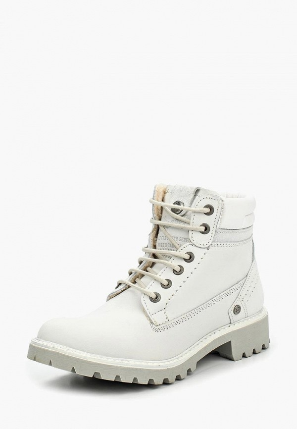 Ботинки Wrangler Wrangler WR224AWGBD93 wrangler ботинки wrangler wl162700m 445