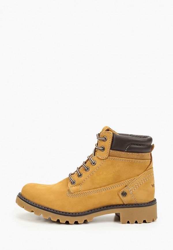 Ботинки Wrangler Wrangler WR224AWGSIR8 ботинки wrangler wrangler wr224awgsir8