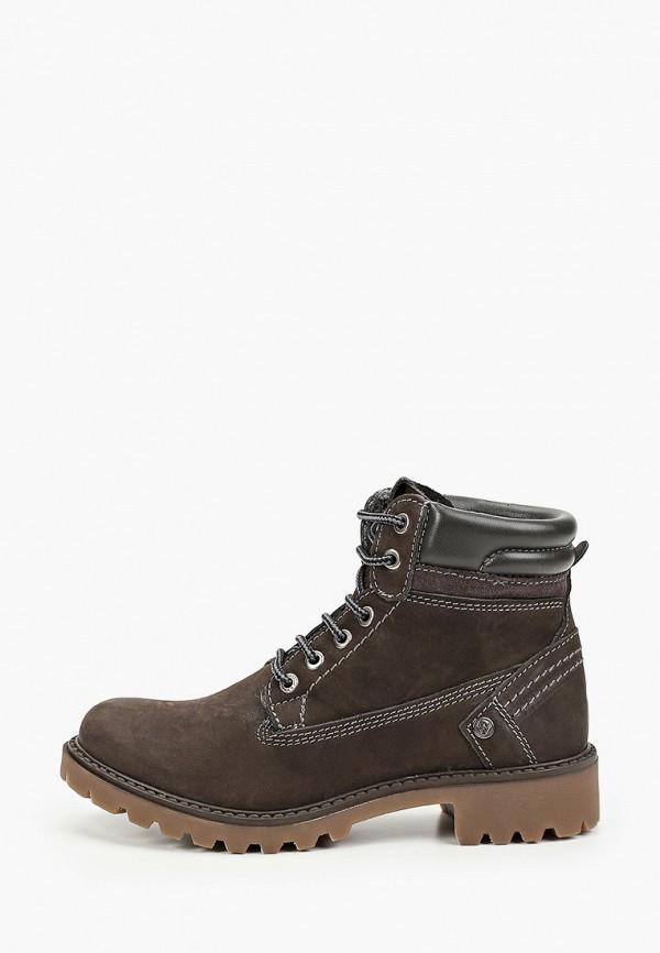Ботинки Wrangler Wrangler WR224AWGSIR9 недорго, оригинальная цена