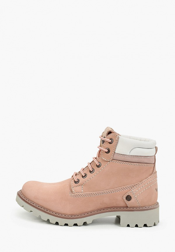 купить Ботинки Wrangler Wrangler WR224AWGSLA7 дешево