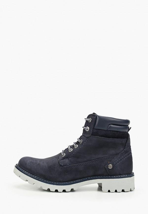 купить Ботинки Wrangler Wrangler WR224AWGSLA8 дешево