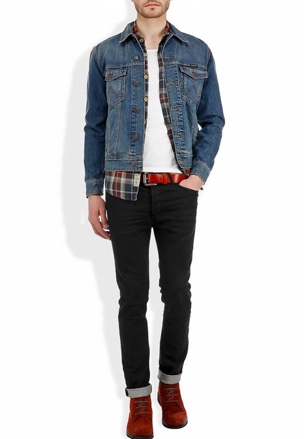 Купить Куртка джинсовая Wrangler, wr224emanp12, синий, Осень-зима 2018/2019