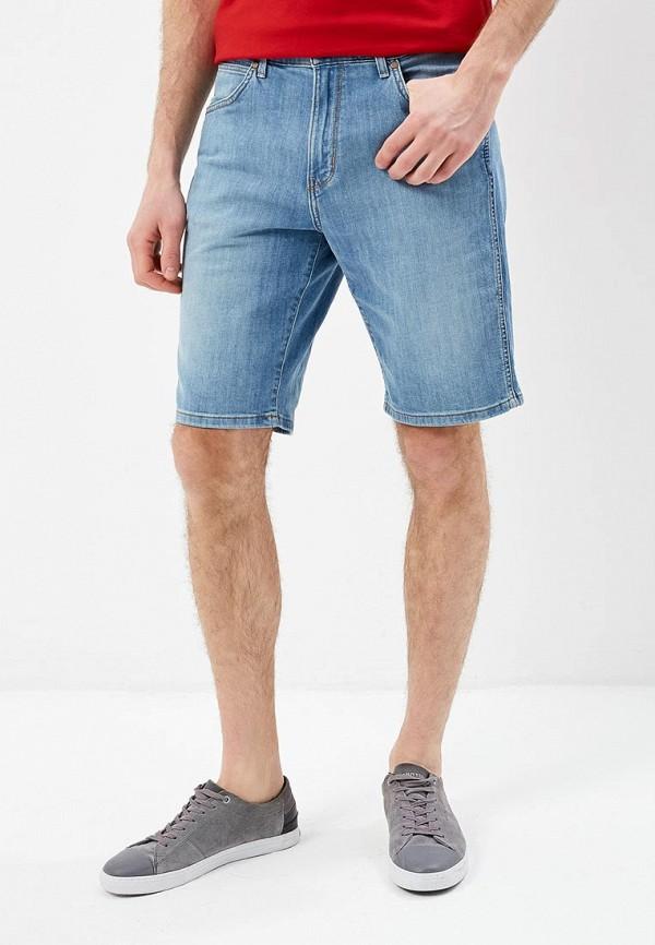 Шорты джинсовые Wrangler Wrangler WR224EMAPFB1