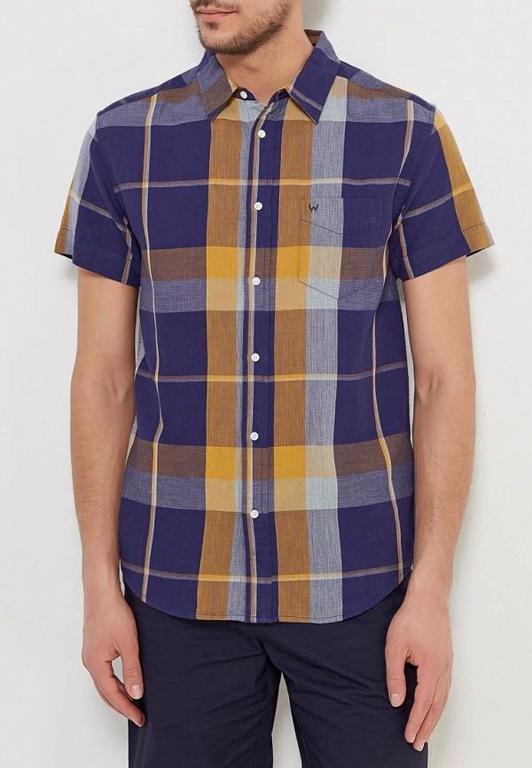 Рубашка Wrangler Wrangler WR224EMAPFE0