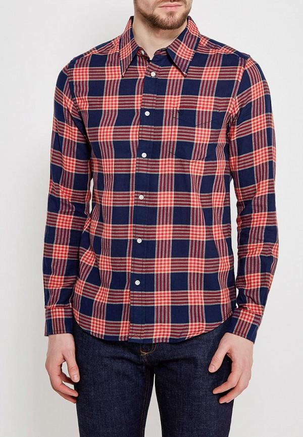 мужская рубашка с длинным рукавом wrangler, разноцветная