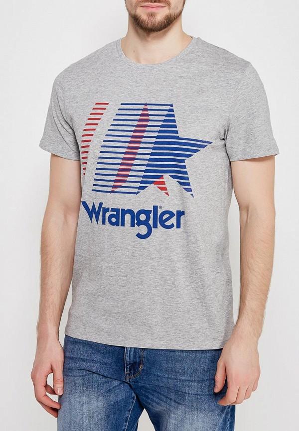 Футболка Wrangler Wrangler WR224EMAPFI9 wrangler wrangler wr224emisx67