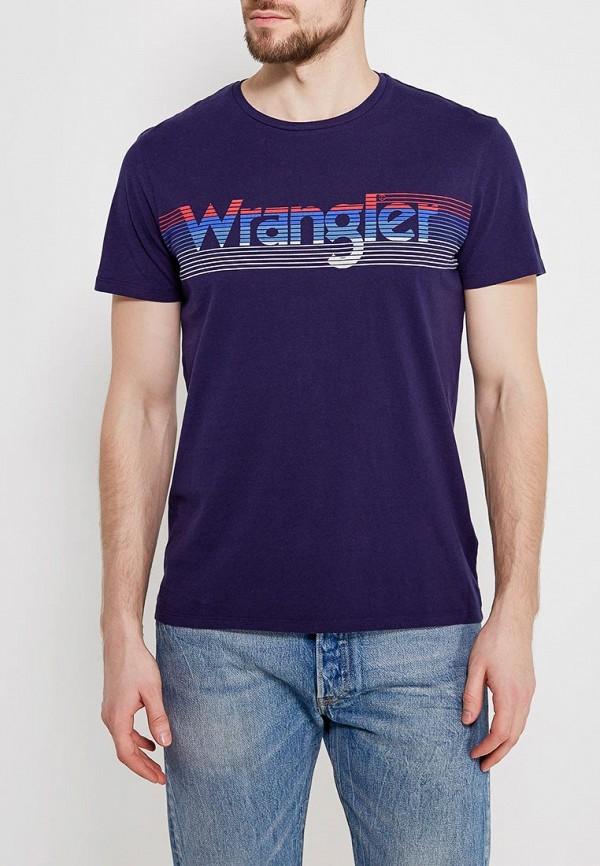 Футболка Wrangler Wrangler WR224EMAPFJ0