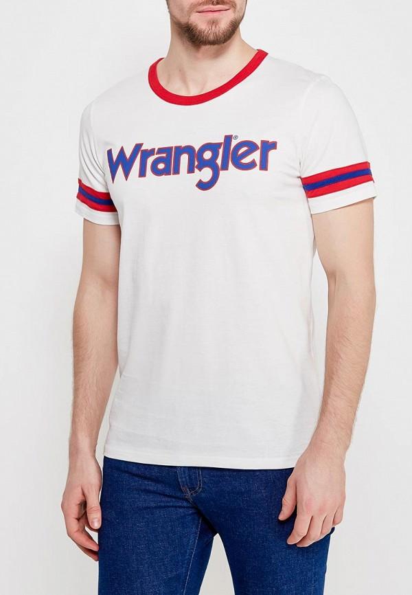 Футболка Wrangler Wrangler WR224EMAPFJ1 футболка wrangler wrangler wr224emapfi8