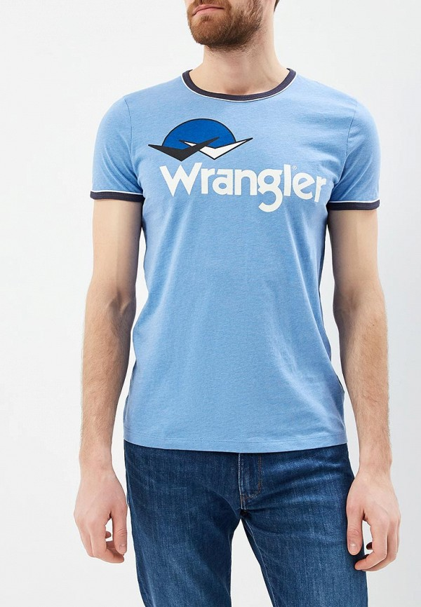 Футболка Wrangler Wrangler WR224EMAPFV2