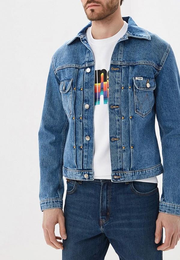 Куртка джинсовая Wrangler Wrangler WR224EMBOWB3