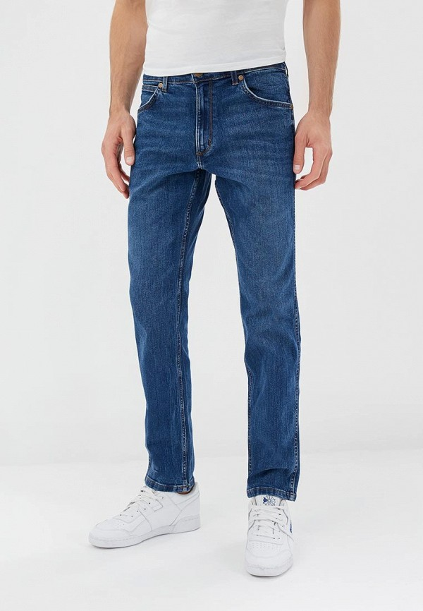 Джинсы Wrangler Wrangler WR224EMBOWD0 джинсы wrangler wrangler wr224embowa6
