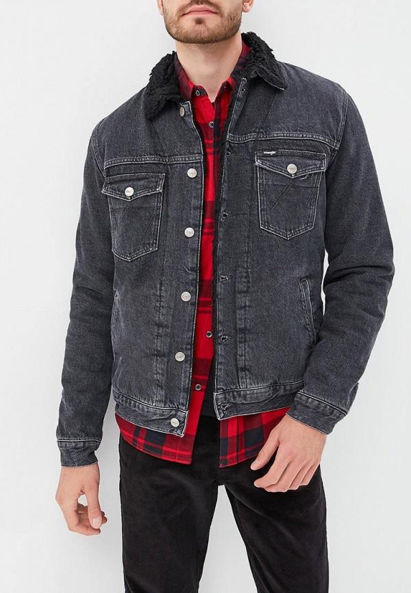 Куртка джинсовая Wrangler Wrangler WR224EMBOWH9