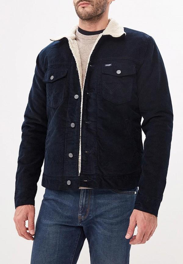 Куртка утепленная Wrangler Wrangler WR224EMBOWI0
