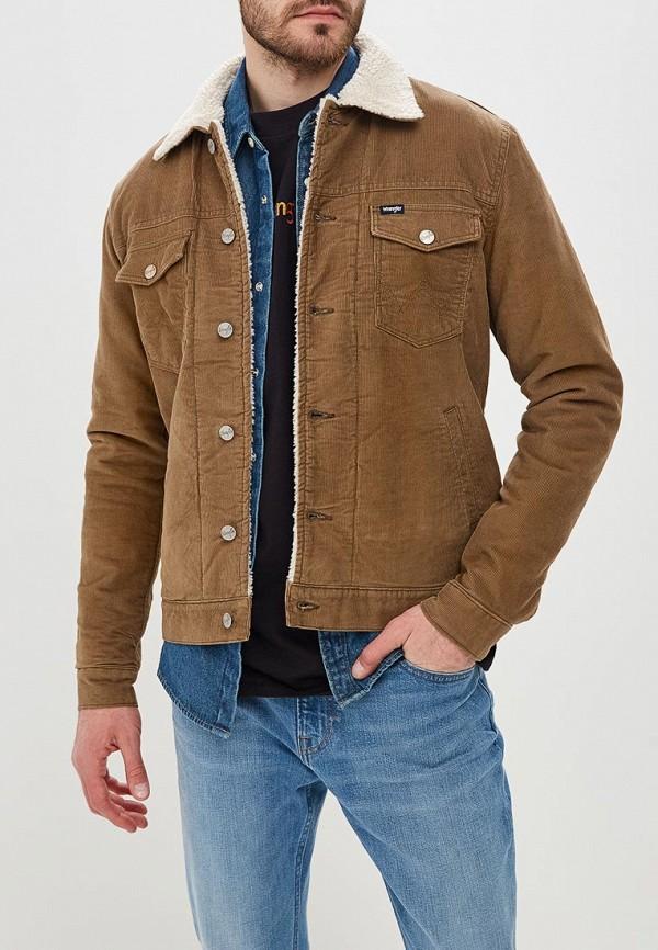 Куртка Wrangler Wrangler WR224EMBOYQ1