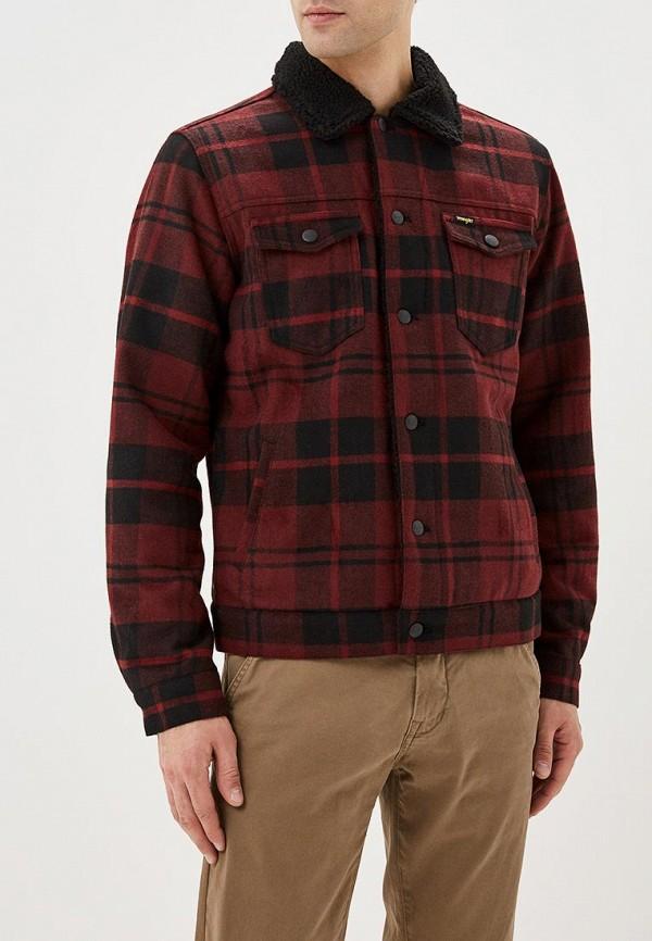 Куртка утепленная Wrangler Wrangler WR224EMDGGA8