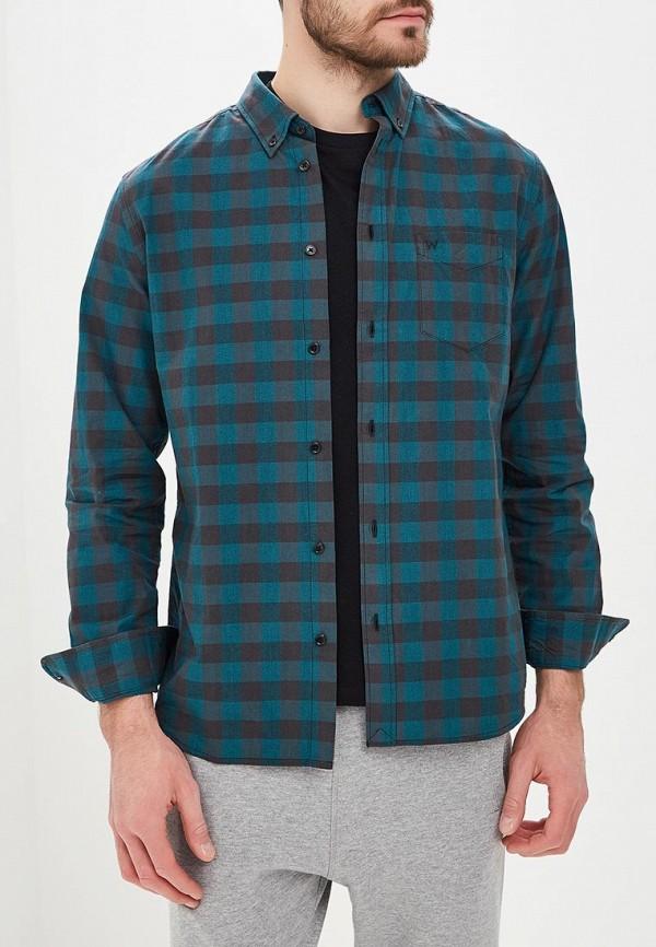 Рубашка Wrangler Wrangler WR224EMDGGA9