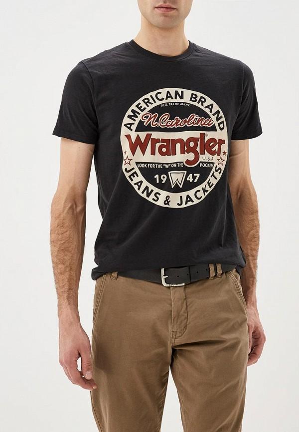 Футболка Wrangler Wrangler WR224EMDGGB8