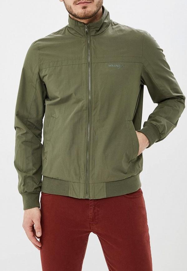 мужская куртка wrangler, хаки