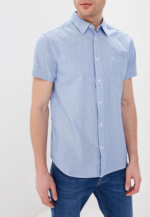 Рубашка Wrangler Wrangler WR224EMDGGE3 цена