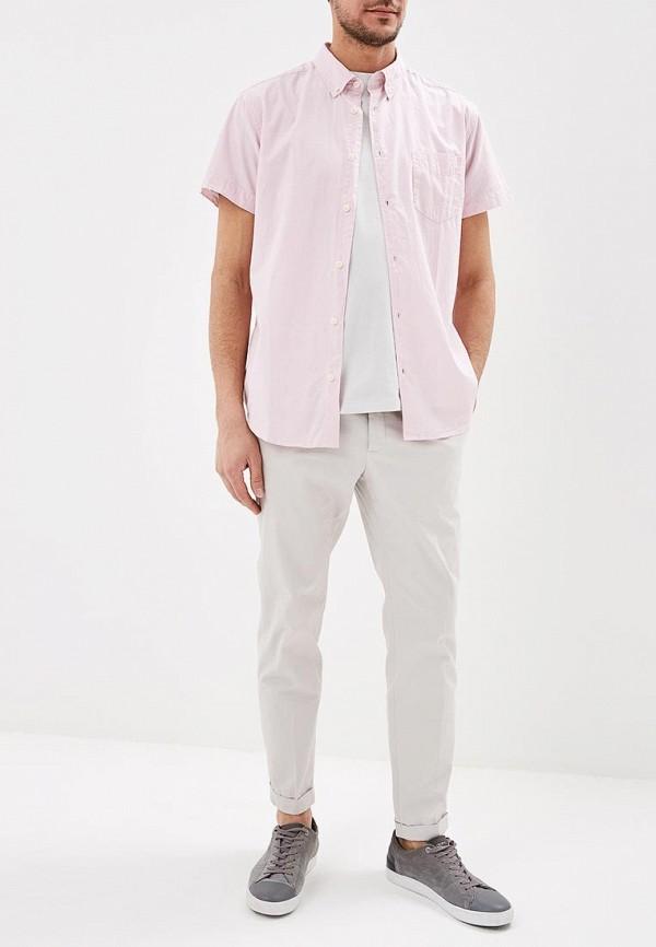Фото 2 - мужскую рубашку Wrangler розового цвета