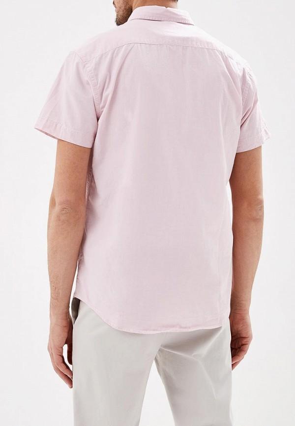 Фото 3 - мужскую рубашку Wrangler розового цвета