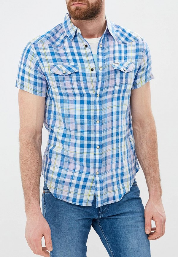 цена на Рубашка Wrangler Wrangler WR224EMDGGF3