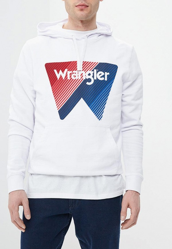 Худи Wrangler Wrangler WR224EMDGGF7 худи print bar skull gang