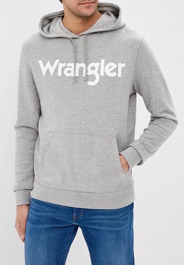 Худи Wrangler Wrangler WR224EMDGGF8