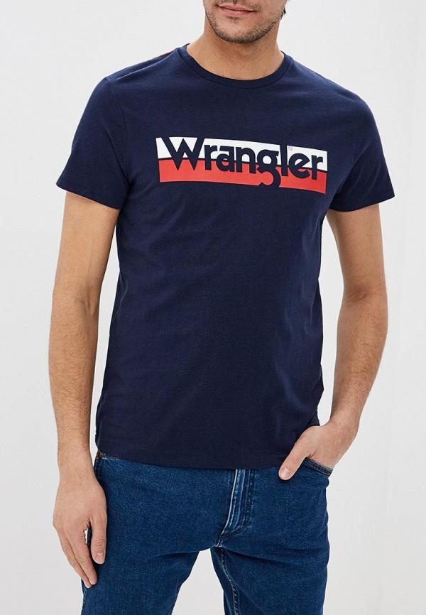 Футболка Wrangler Wrangler WR224EMDGGH7