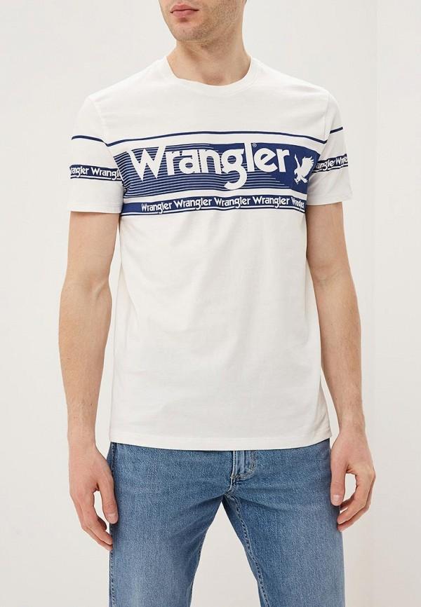 Футболка Wrangler Wrangler WR224EMDQRP0