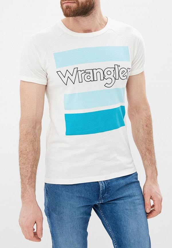 Футболка Wrangler Wrangler WR224EMDQRP2 wrangler футболка
