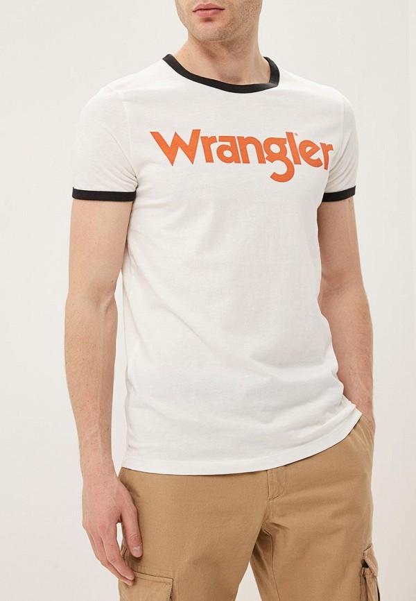 Футболка Wrangler Wrangler WR224EMDQRQ6 футболка wrangler wrangler wr224emapfj3