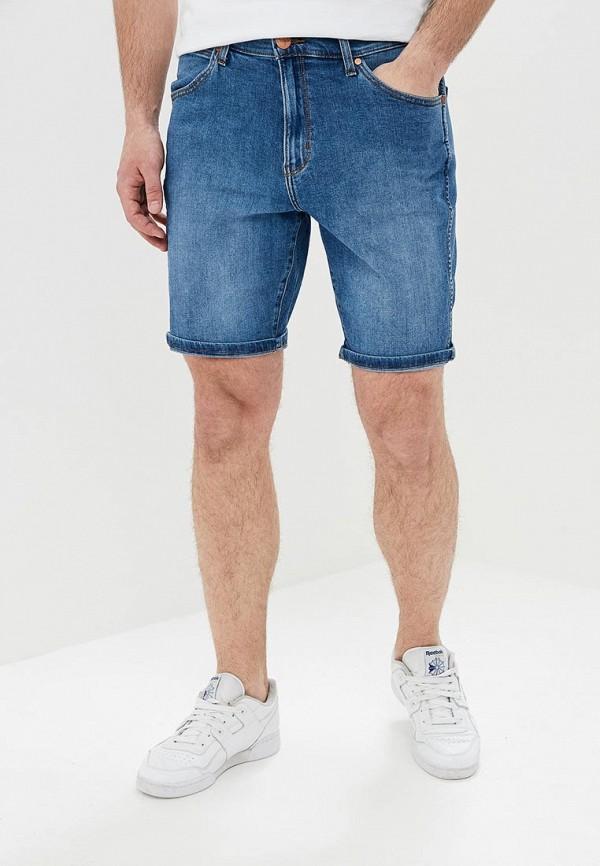 Шорты джинсовые Wrangler Wrangler WR224EMDQRT3 wrangler шорты