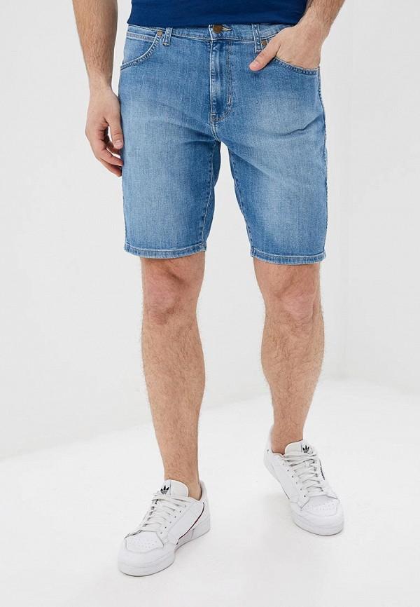 Шорты джинсовые Wrangler Wrangler WR224EMDQRT4 wrangler шорты
