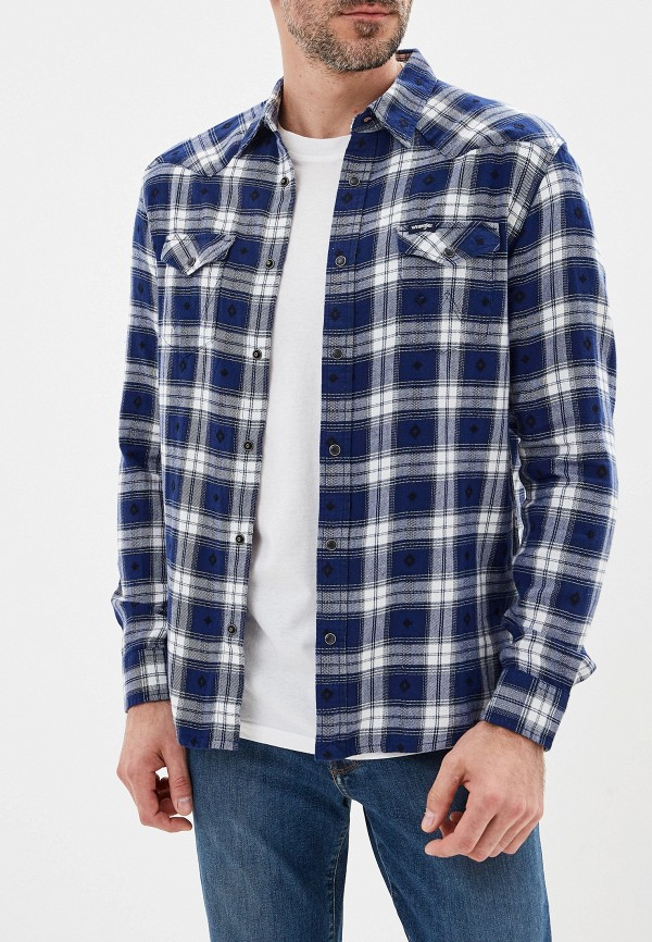 Рубашка Wrangler Wrangler WR224EMFQDG2 цена
