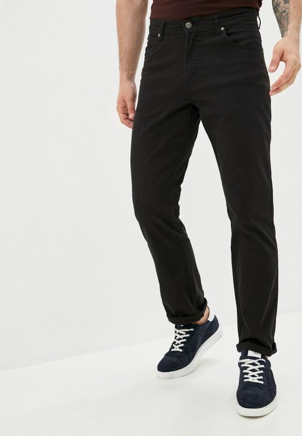 мужские повседневные брюки wrangler, черные