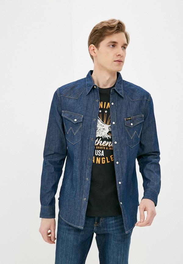 Рубашка джинсовая Wrangler