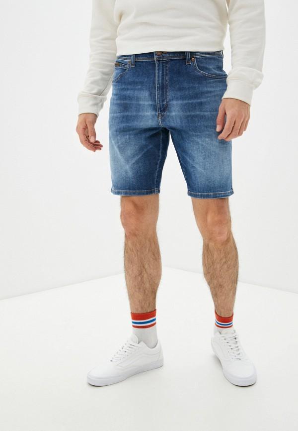 Шорты джинсовые Wrangler W11CQ148R фото