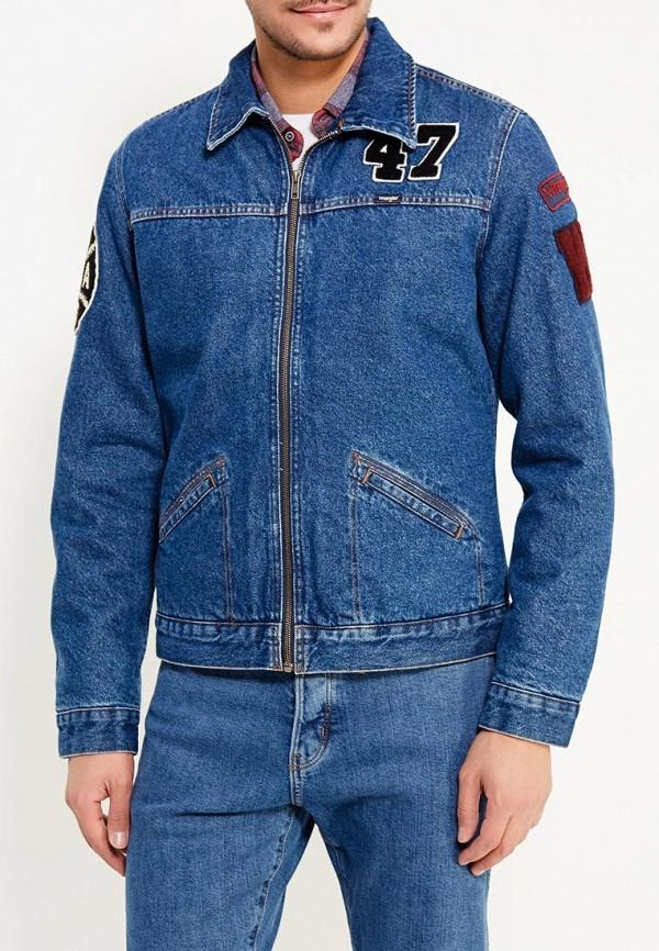 Куртка джинсовая Wrangler Wrangler WR224EMXVM57