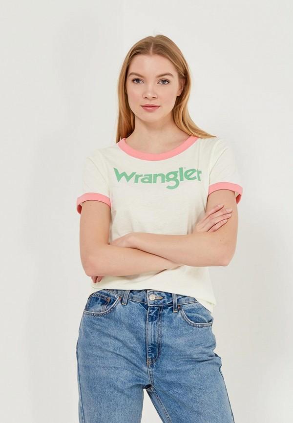 Футболка Wrangler Wrangler WR224EWAPFL9