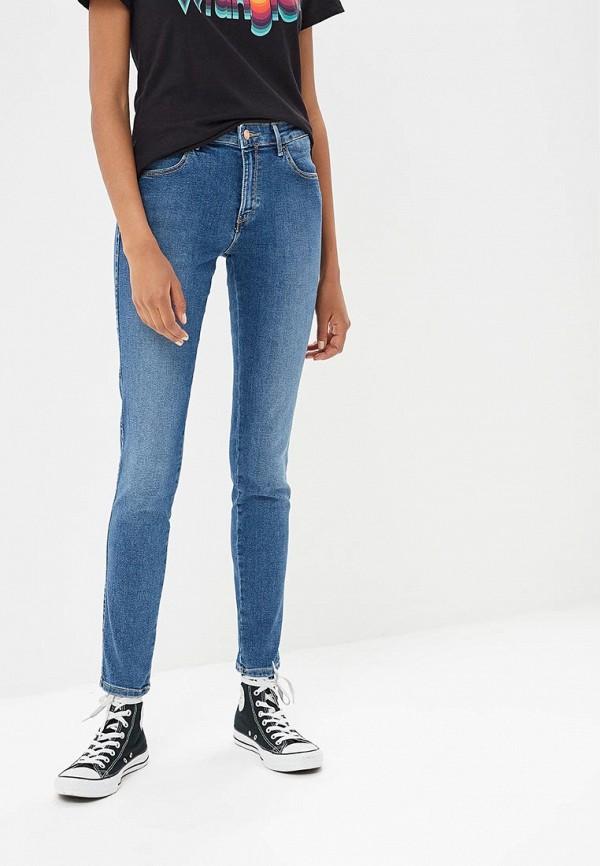 Джинсы Wrangler Wrangler WR224EWBOHT1 джинсы wrangler wrangler wr224embowa6