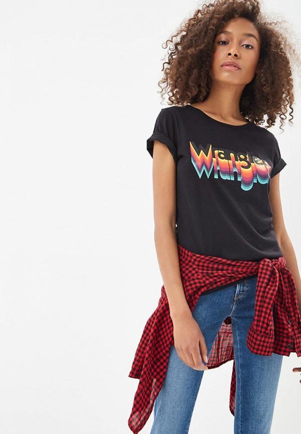 Футболка Wrangler Wrangler WR224EWBOHU6
