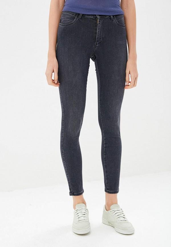 женские джинсы wrangler, серые
