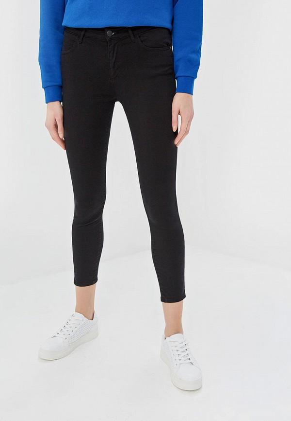 женские джинсы wrangler, черные