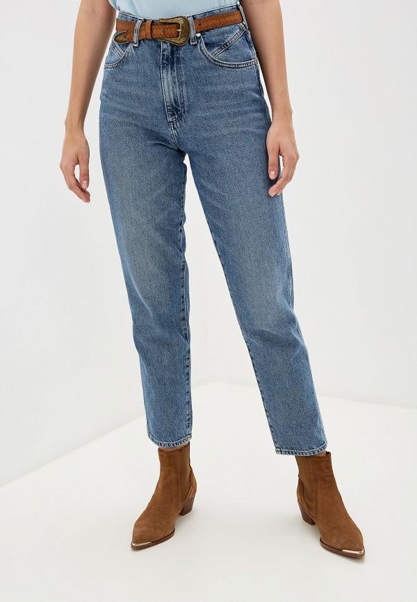 Джинсы Wrangler Wrangler WR224EWFQDQ7 джинсы wrangler wrangler wr224emvhf57