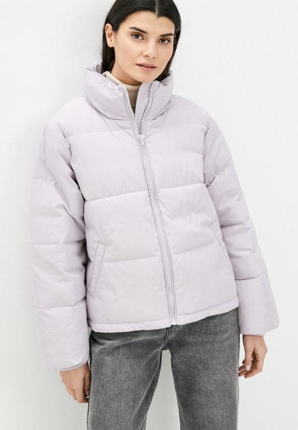 женская куртка wrangler, фиолетовая