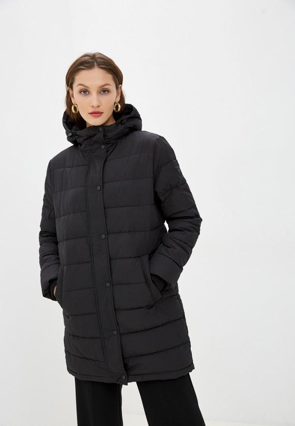 женская куртка wrangler, черная