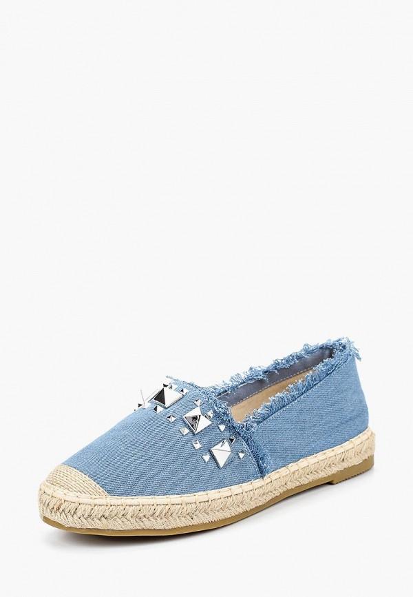 женские эспадрильи ws shoes, синие
